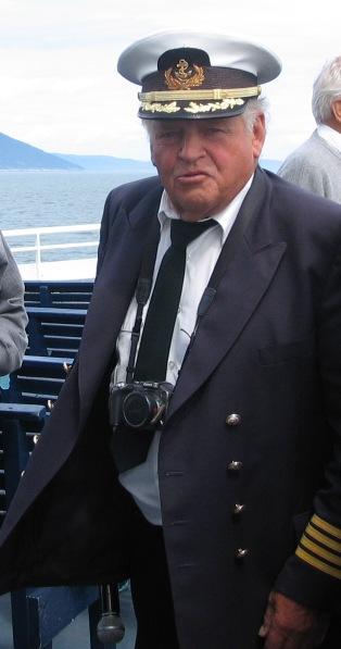 capitaine Harvey