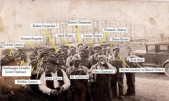 identification corvee de grange 1947 prise deux