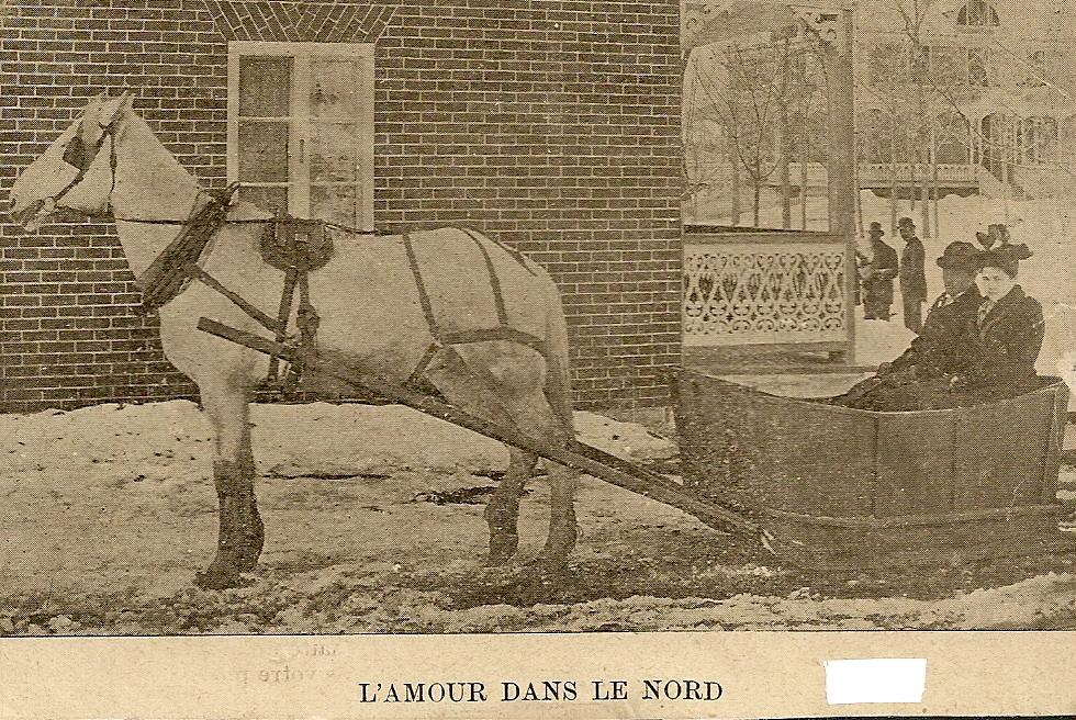l'amour dans le nord 1896