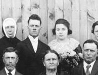 mariage 27 juin 1923