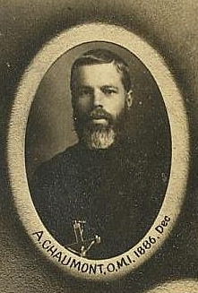 Père Adélard Chaumont O.M.I.