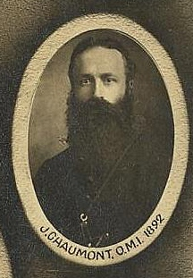 Père Joseph Chaumont O.M.I.