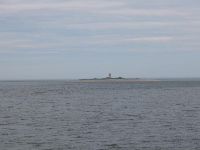 Phare de l'île Rouge 1