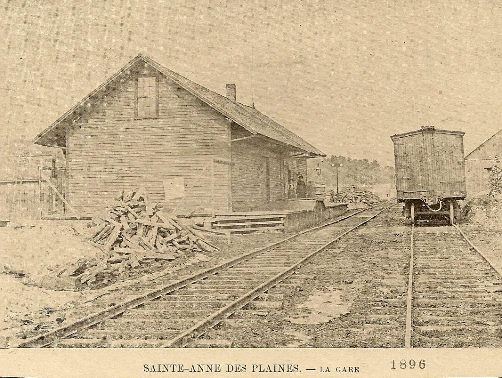 vieille gare 1896