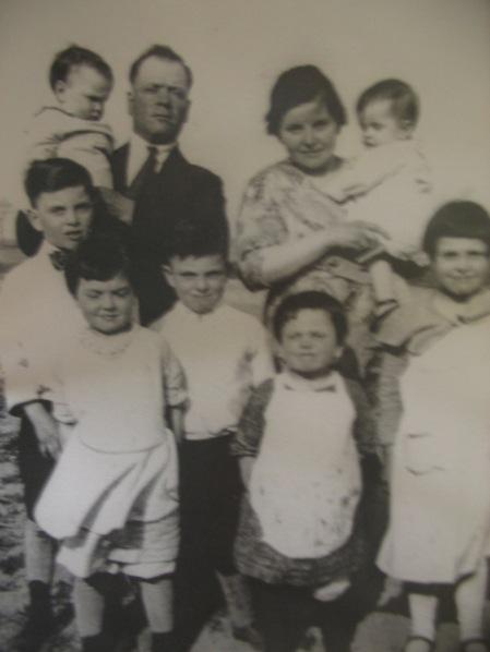 famille de Paul-Ubald Chaumont