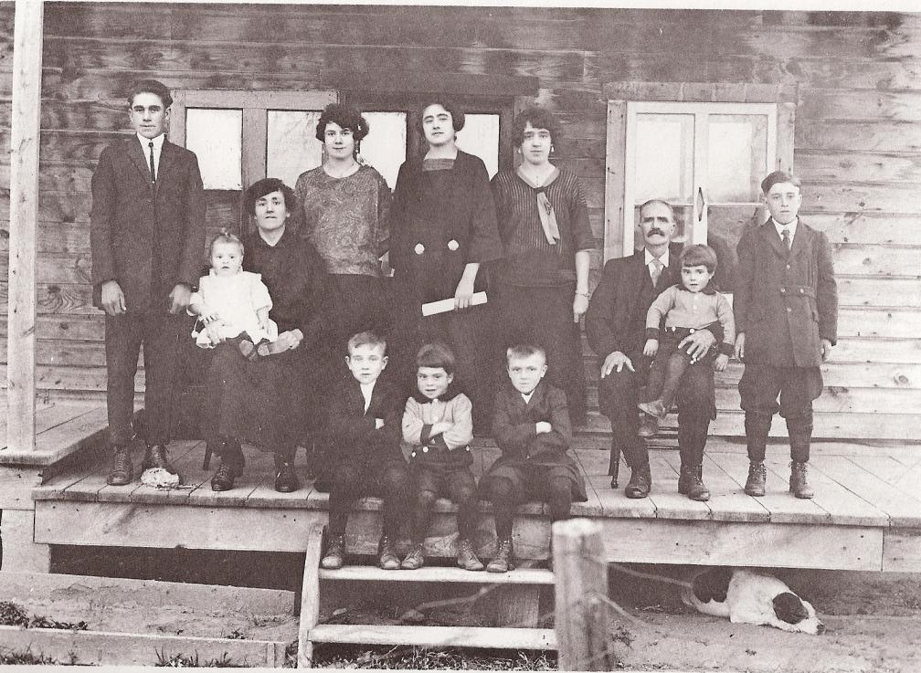Abondius Gratton et Diana Pellerin