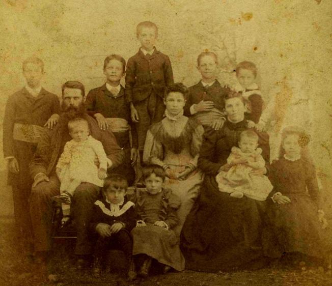 famille d'Ephrem Lauzon