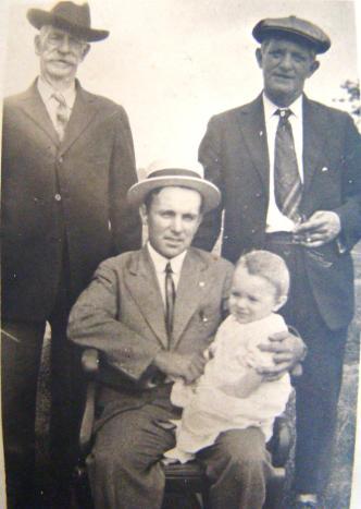 4 generations of Lagasse