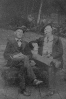 Pierre Lagasse and Stanislas Lagasse