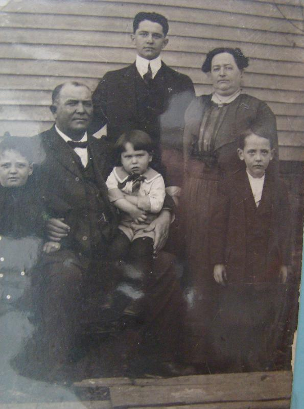 Wilfred Lagasse and Emma Lecuyer family