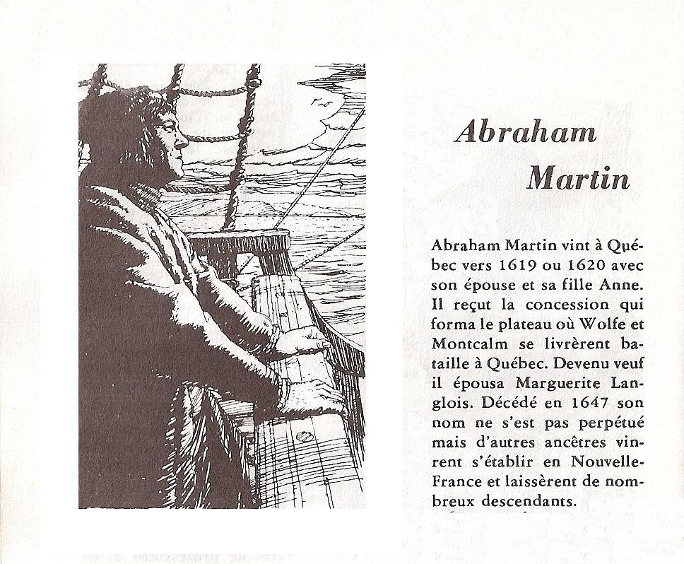Abraham Martin