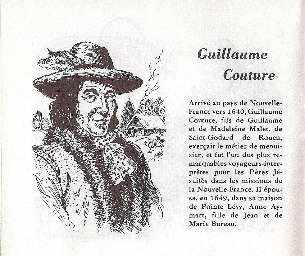 Couture Guillaume Biography