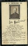carte mortuaire OUIMET_Adèle_collection Marie-Paule Léveillé