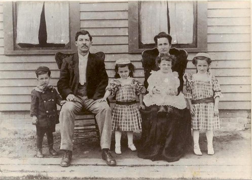 famille de Joseph Brière