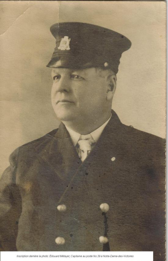 Édouard Métayer
