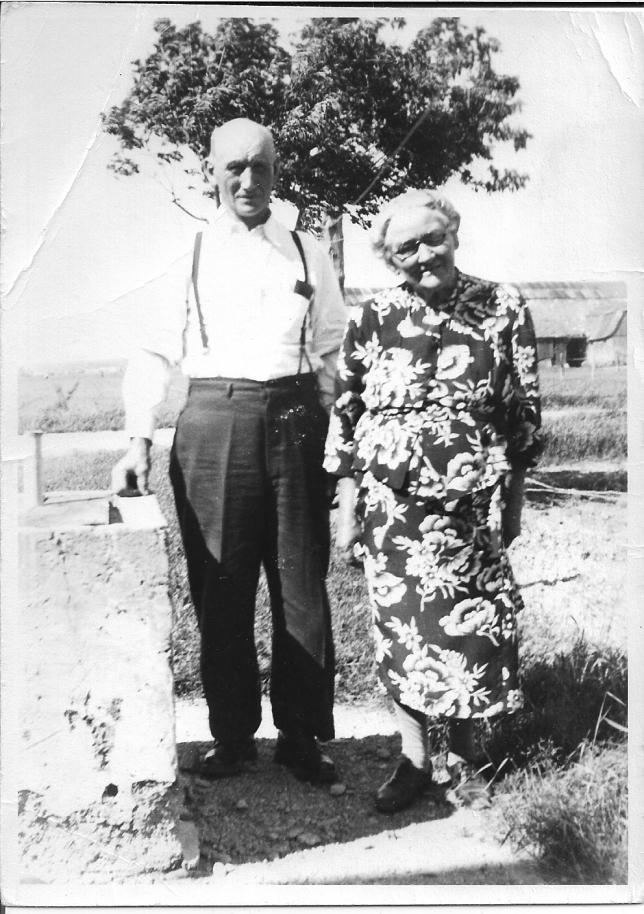 000 Euclide Sauvé et Rosina Quesnel 1952