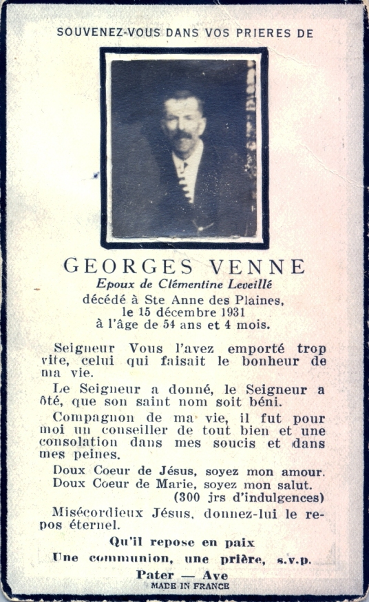 VENNE_Georges