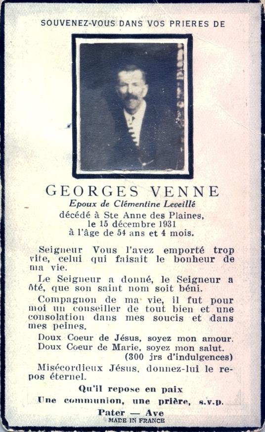 VENNE_Georges