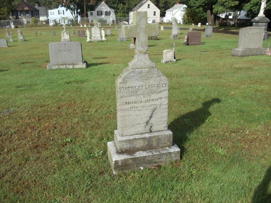 cemeteryStanislas Lagasse