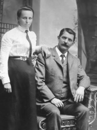 possible Delia Bertrand and Antoine Lagasse