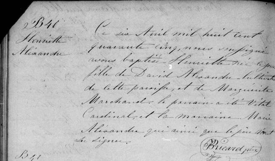 1845 6 avril