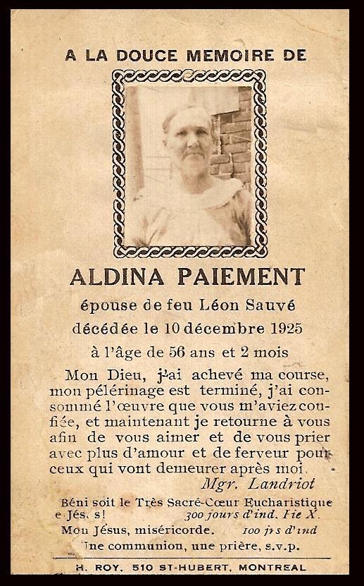 Aldina_Paiement