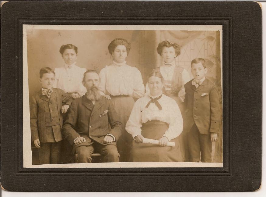 famille Hilaire Binette