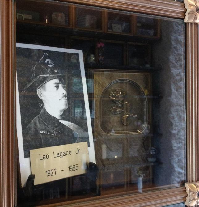Léo Lagacé Junior repos