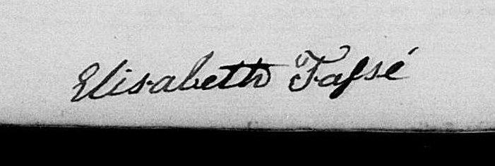 1834 Élisabeth Tassé