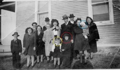 1948 cousins Farmer