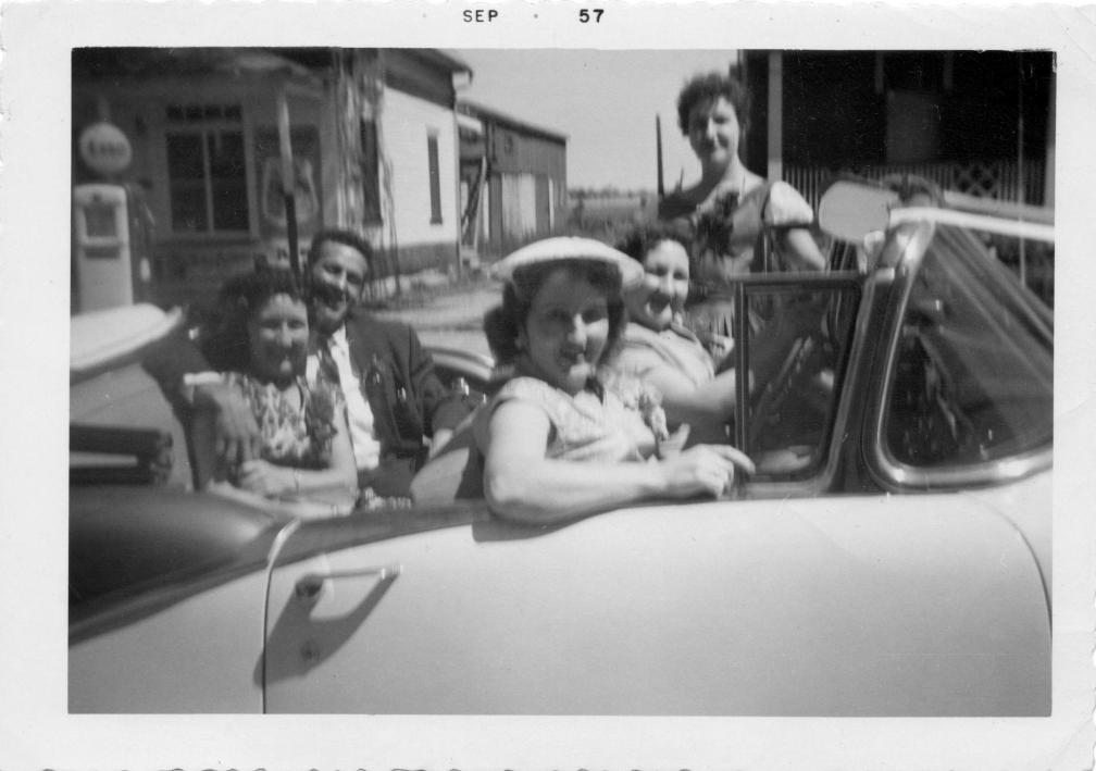1957 soeurs Sauvé