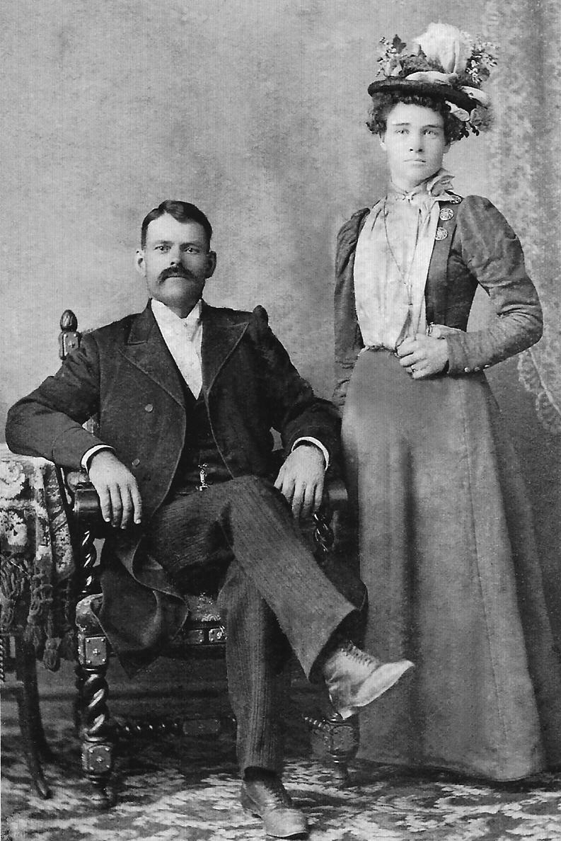 Joseph Vachon et Odile Quesnel