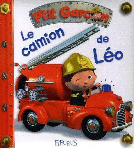 Le camion de l on nos anc tres - Leo le camion pompier ...