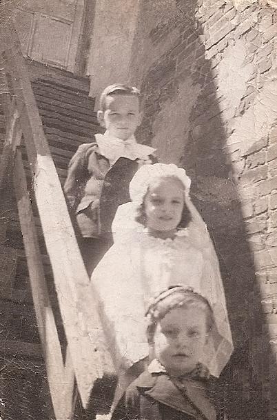 photo des enfants sur la rue Saint-André