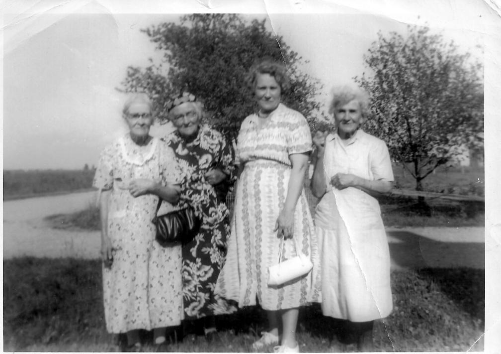 quatre soeurs Quesnel