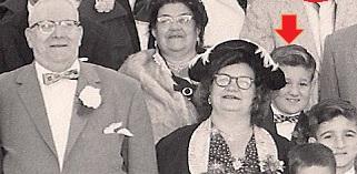 1958 mariage Jacques Lagacé Pierre