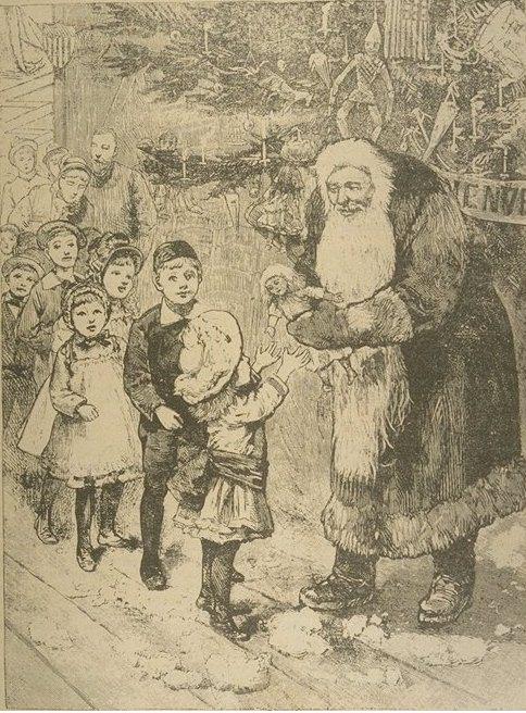 grand-père Noël