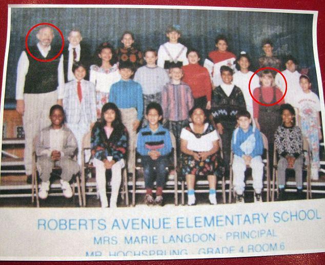 Lauren Rousseau child