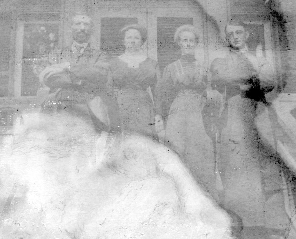 presbytère 1908-1