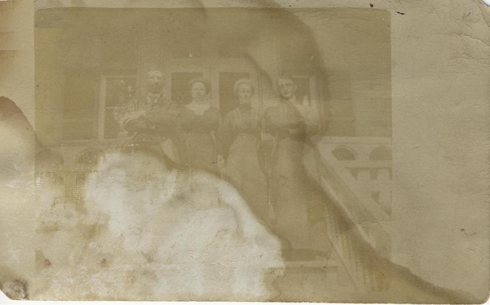 presbytère 1908