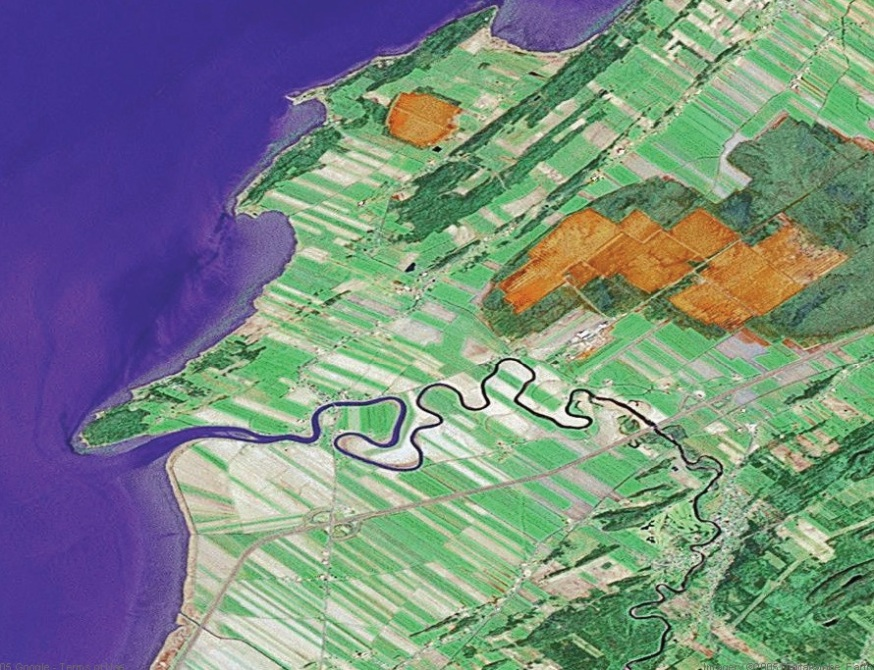 village de Rivière-Ouelle