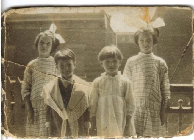 1912 enfants métayer