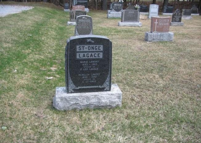 monument Maria Landry