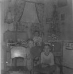 4728 De La Roche à Montréal Noël 1956