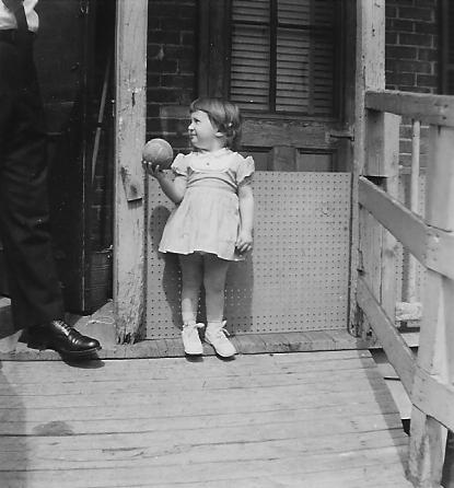 4728 De La Roche à Montréal en juin 1957