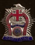 insigne capitaine 63