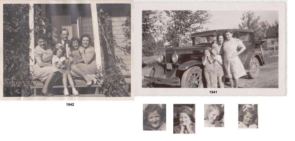 montage 1942-1943
