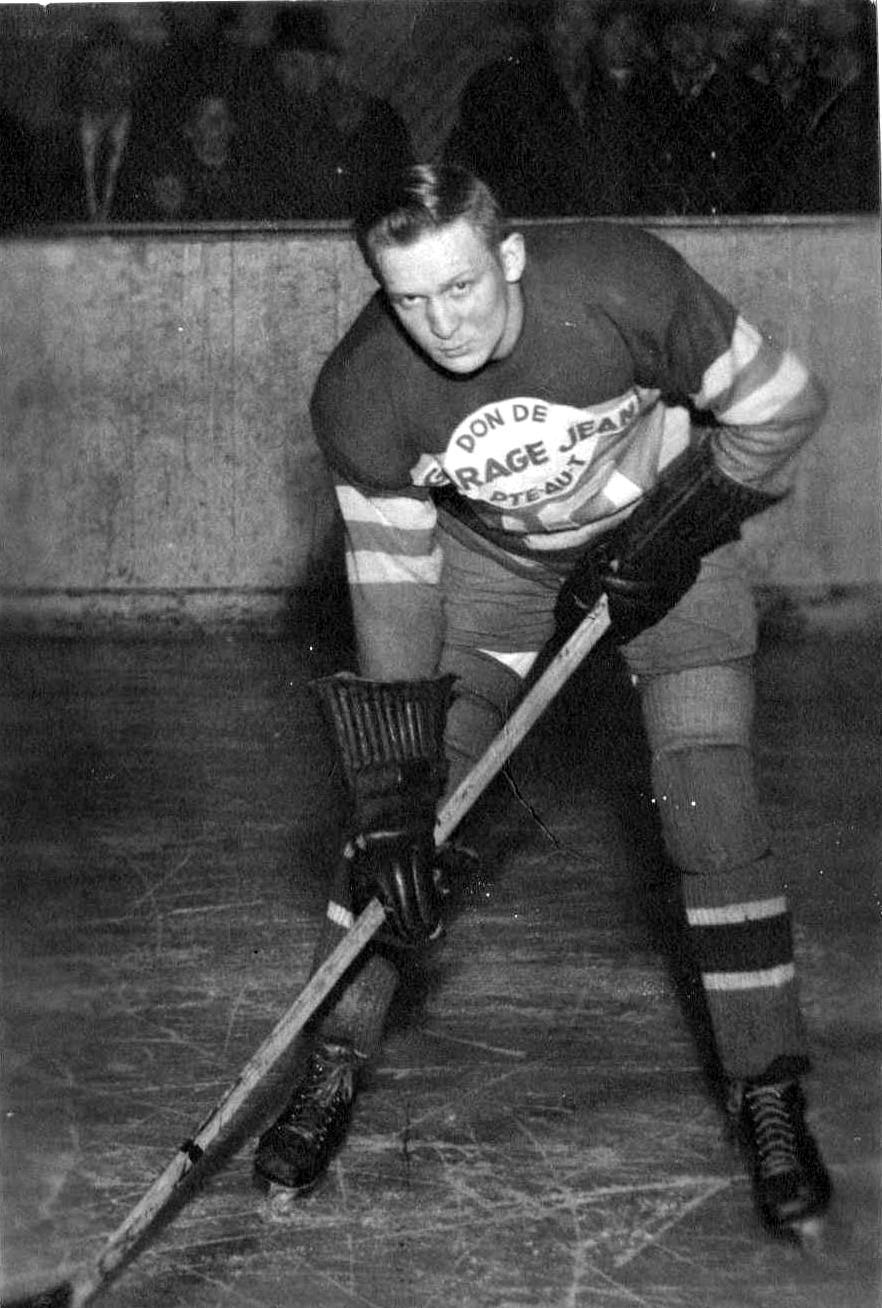 oncle robert hockey