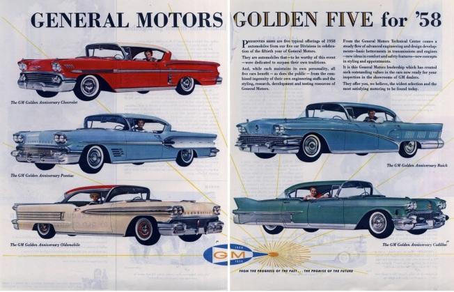 GM Golden Five