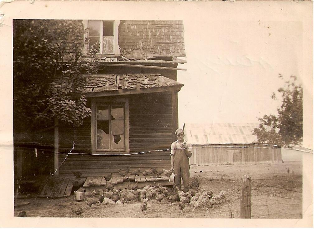 maison du vieux Jules Lalonde